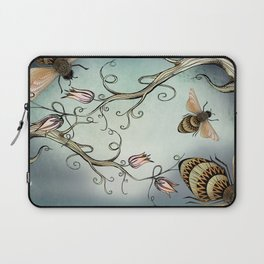 all the buzz Laptop Sleeve