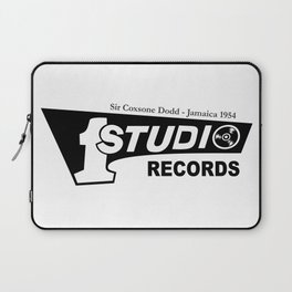 Studio One - Sir Coxsone Dodd (Common Style) Laptop Sleeve
