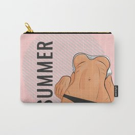Summer boobs Carry-All Pouch