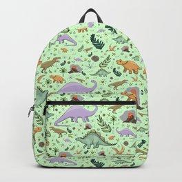 I Love Dinosaurs Backpack
