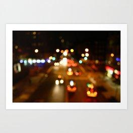 Chelsea Lights Art Print