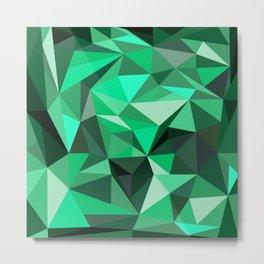 Emerald Metal Print