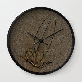 Love In Nature Wall Clock