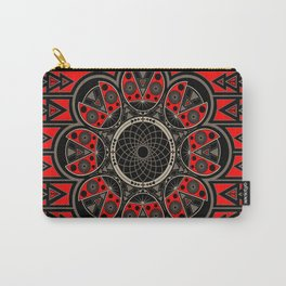 Make A Wish Ladybug Carry-All Pouch