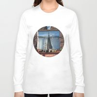 window Long Sleeve T-shirts featuring Window by RMK Creative