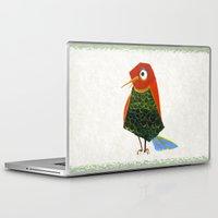birdy Laptop & iPad Skins featuring Birdy by KristinaVardazaryan