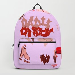 The Feminine Side Backpack
