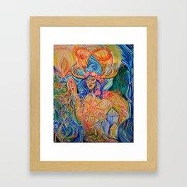 Infinite Jest Framed Art Print