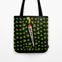 jamaica Tote Bags featuring Jamaica Stuff by GEEFROG