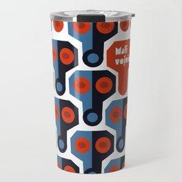 Glory to Yugoslavian design Travel Mug