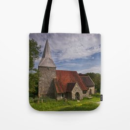 St Michael And All Angels Berwick Tote Bag