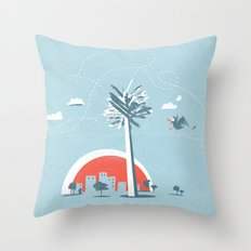 No way ! Throw Pillow