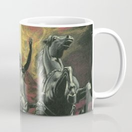 Boudica & Vesuvius Coffee Mug