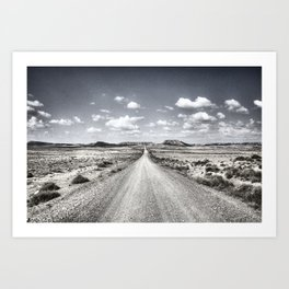 Route 67 Art Print