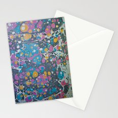 Marble Print #7 Stationery Cards