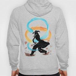 The Legend of Korra Stencil Hoody
