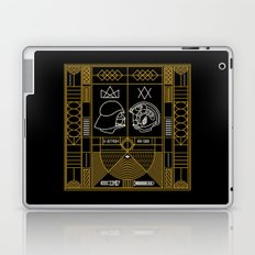 Manhattan Showdown  Laptop & iPad Skin