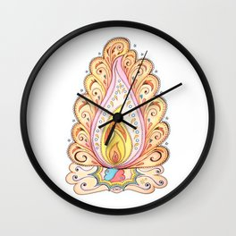Aeon II Wall Clock