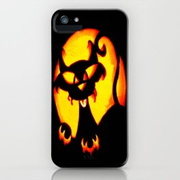 Halloween Trick or Treat Bag iPhone Case