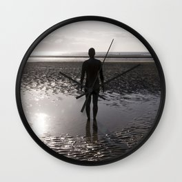 Standing alone Wall Clock