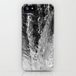 Waterfall Snapshot iPhone Case
