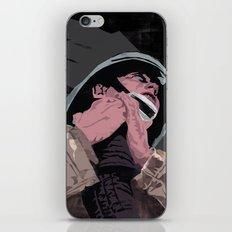 I want those plans iPhone & iPod Skin
