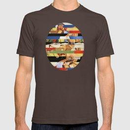 Glitch Pin-Up Redux: Jessica T-shirt