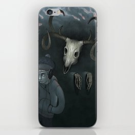 Hear No Evil iPhone Skin