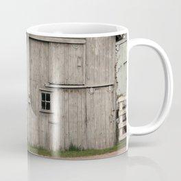 Farm with Barn and Horse Coffee Mug