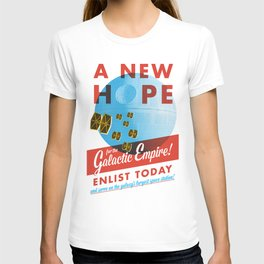 A New Hope - Galactic Imperial Propaganda T-shirt