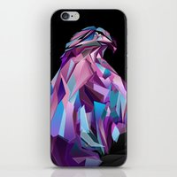 eagle iPhone & iPod Skins featuring Eagle by Jonathan Vizcuna