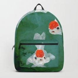 3 Goldfish Backpack