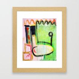 Le Bain (The Bath) Framed Art Print