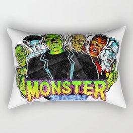 Monster Bash Rectangular Pillow