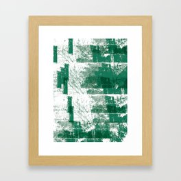 forest and folly Framed Art Print