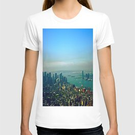 New York from the Empire State Building T-shirt
