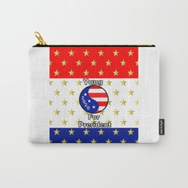 Yang For President Carry-All Pouch