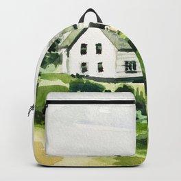 Cape Breton Island Nova Scotia Canada Backpack