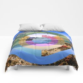 See Yourself Differently Comforters