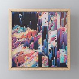 DVEDI Framed Mini Art Print