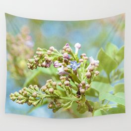 Lilac Flower - Primus Inter Pares Wall Tapestry