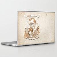 bouletcorp Laptop & iPad Skins featuring Autoportrait by Bouletcorp