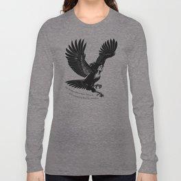 Ariadne Dreamtime Network of Unassuming Psychic Assassins Harpy Long Sleeve T-shirt