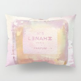 Parfum Paris Nº 5 Pillow Sham
