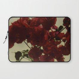Floral Formula Laptop Sleeve