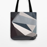 urban Tote Bags featuring Urban by Deadly Designer