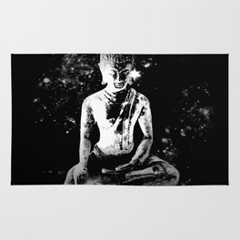Enlightened Buddha Rug