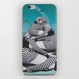 When it hasn't been your day, your week, your month or even your year... iPhone Skin