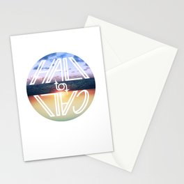 Hali to Cali Stationery Cards