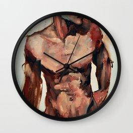 Brief Wall Clock